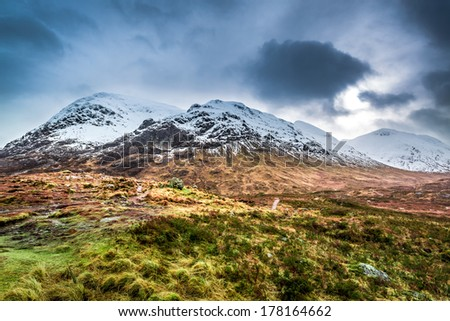 Scotland in Winter