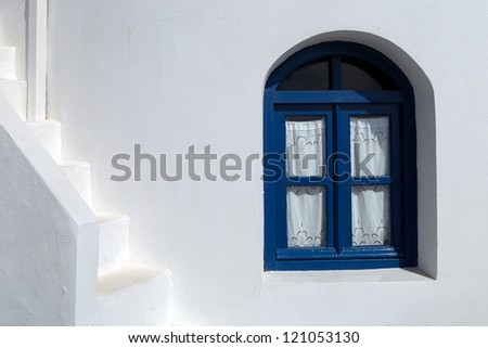 Beautiful views of Santorini