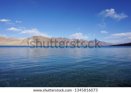 Beautiful views of the mountains and the sea.                #1345816073