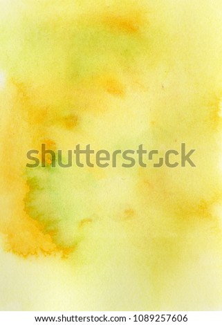 beautiful water color background  #1089257606