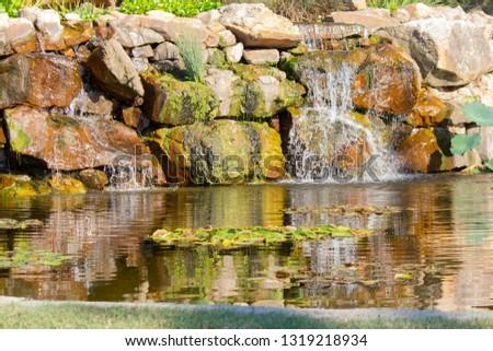 Beautiful Water Fall Pics