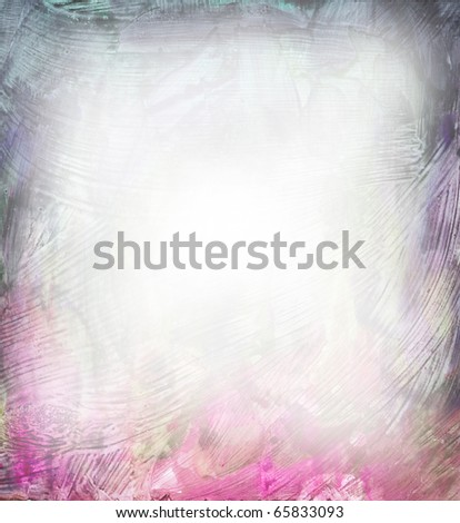 Beautiful watercolor background in soft purple and pink- Great for textures and backgrounds for your projects!