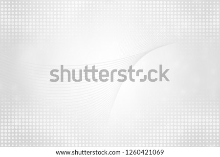 Beautiful white abstract background. Silver neutral backdrop for presentation design. Argent base for website, print, basis for banners, wallpapers, business cards, brochure, banner, calendar #1260421069
