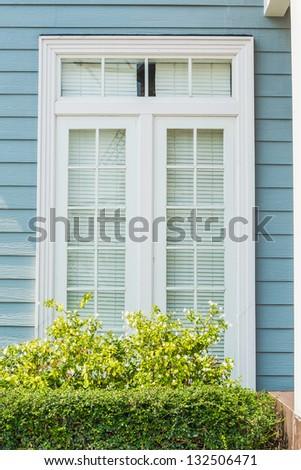 Beautiful window style in thailand