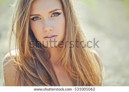 Beautiful woman #531005062