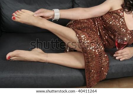 womens get dressed footwear that extend