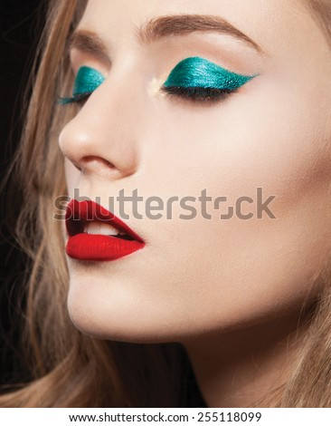 How to get An Hard anodized cookware Woman To Marry — Some Tips That Will Help You Find The Right An individual For You stock photo beautiful woman with bright make up eye with sexy green liner makeup matt red lips fashion big 255118099
