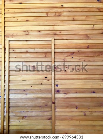 Beautiful wood texture,surface and background decorated on wall | EZ ...