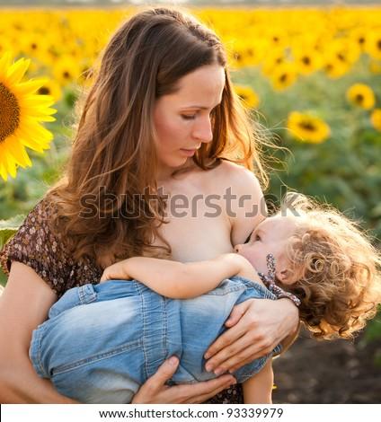 красивое голое фото молодых мам