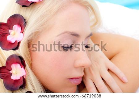 Beauty & Spa - stock photo