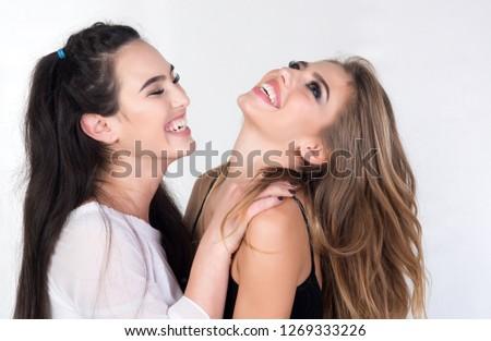 Beauty and fashion, makeup. beauty fashion and makeup #1269333226