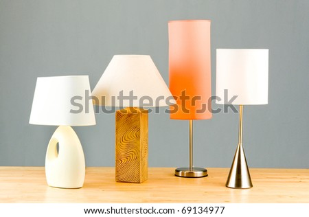 beauty and useful of lamps for interior decoration