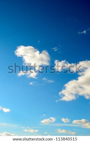 beauty blue sky (series)