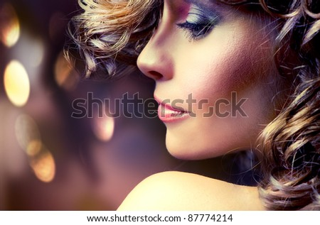 Beauty Fashion Portrait