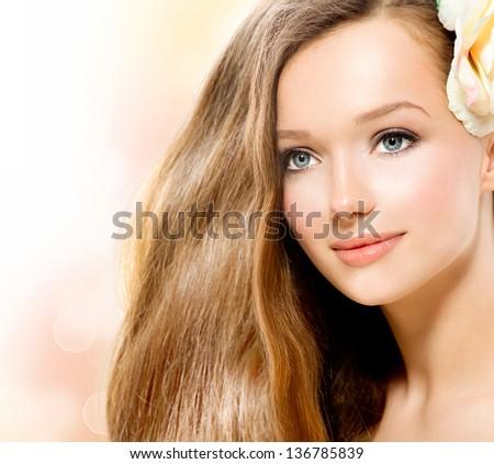 Beautiful Model Face