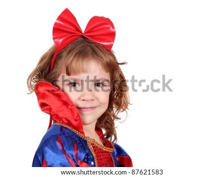 beauty little girl princess