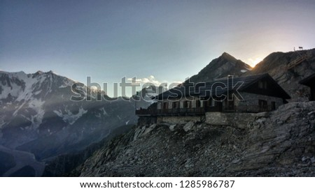 Beauty of northern Italy, alpine #1285986787