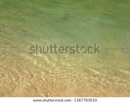 beauty of sea and nature
