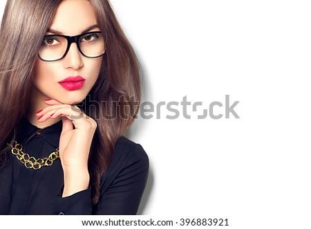 beauty sexy fashion model woman ...
