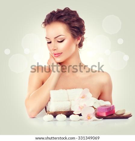 Bath girls images for Skins beauty salon