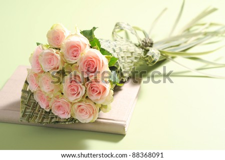 beautyful roses bouquet