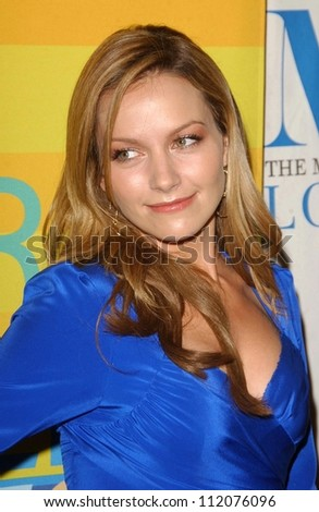 """Becki Newton at the 24th Annual William S. Paley Television Festival Featuring """"Ugly Betty"""" presented by the Museum of Television and Radio. DGA, Beverly Hills, CA. 03-12-07"""