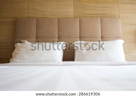 bed Comfortable #286619306