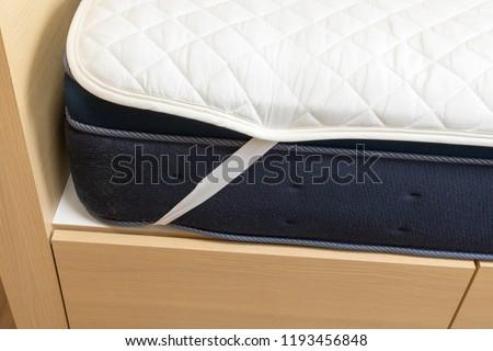 Bed mattress and padding pad #1193456848