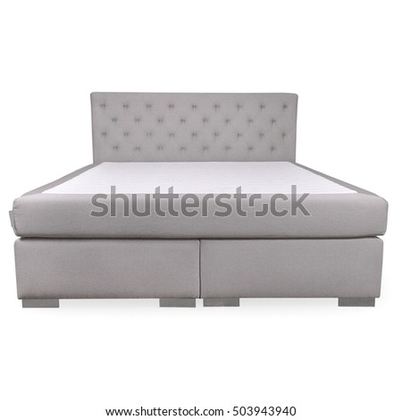 bed with headboard #503943940