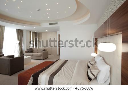 bedroom #48756076