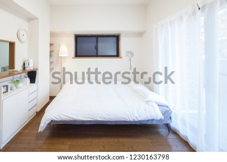 bedroom for guest #1230163798