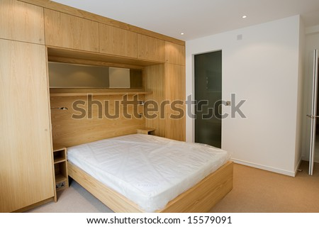 Bedroom in Newly Constructed Development