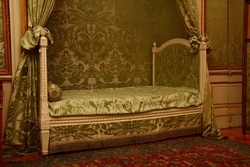 Bedroom in palace