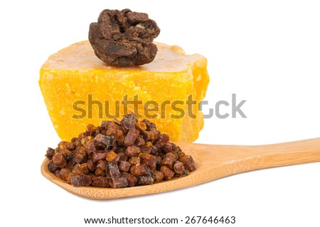 Bee pollen and propolis wax #267646463