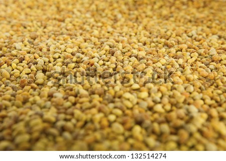 Bee pollen. Bee Pollen is one of the richest and purest natural foods ever discovered, and the incredible nutritional and medicinal value of pollen has been known for centuries.