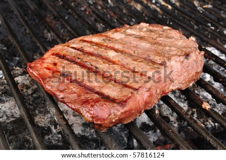 How to cook beef loin steak