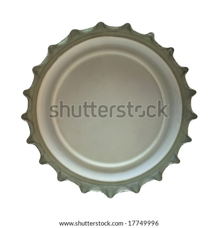 Beer bottle cap - stock photo