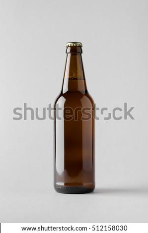 Beer Bottle Mock-Up #512158030