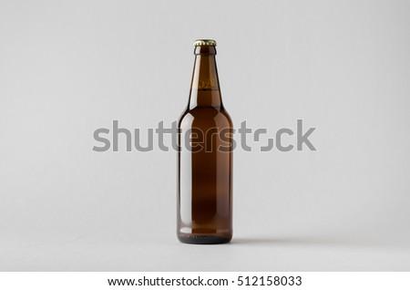 Beer Bottle Mock-Up #512158033