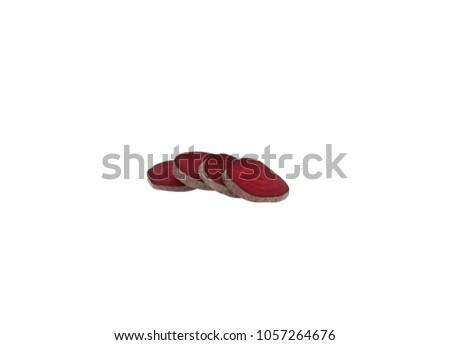 Beetroot beet table beet garden beet red beet slices four