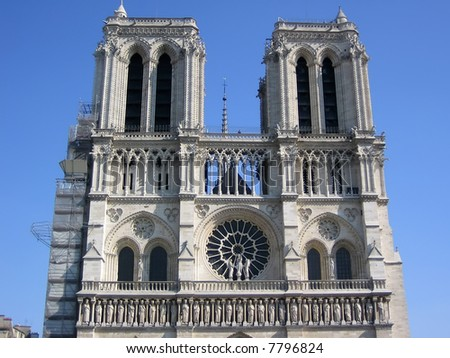 Before being the star of a novel by Victor Hugo and a musical that has toured the world, the cathedral had been an integral part of the history of the people of Paris since the 13th century.