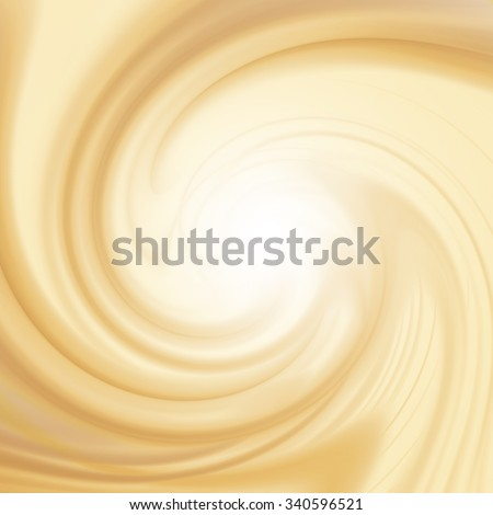 beige background, cream swirl background, white chocolate or milk with coffee background