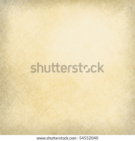 Beige background with abstract scratch surface