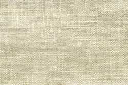 Beige canvas fabric for background, linen texture background