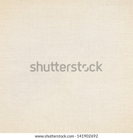 beige canvas texture paper background