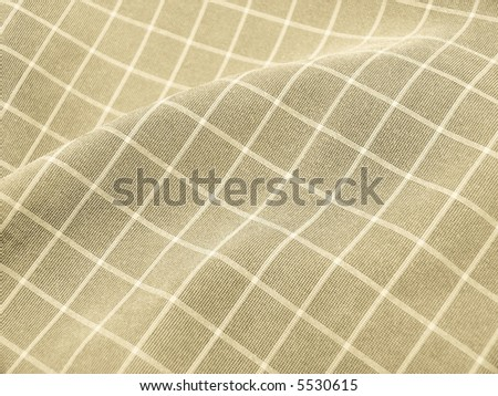 Beige, checkered, pleated, textile for clothing, fashion, interior, textile, food and drink design.
