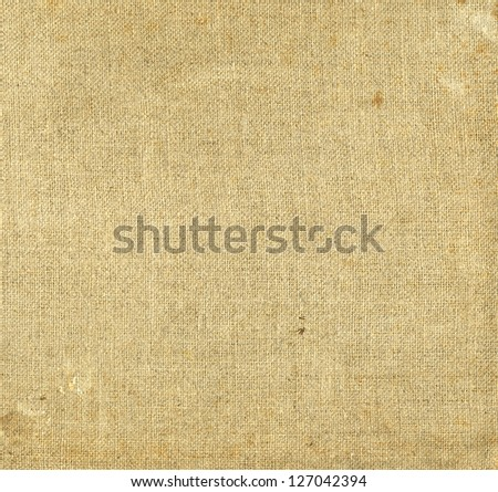 Beige fabric background