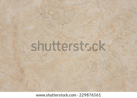 Beige marble texture with natural pattern. Natural marble.