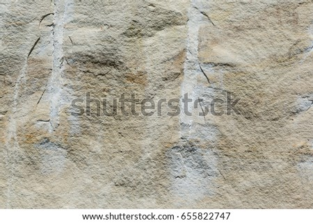 Beige natural stone texture abstract as background. #655822747