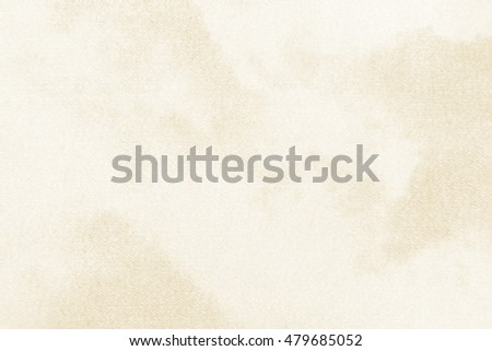 beige paper background old canvas fabric texture